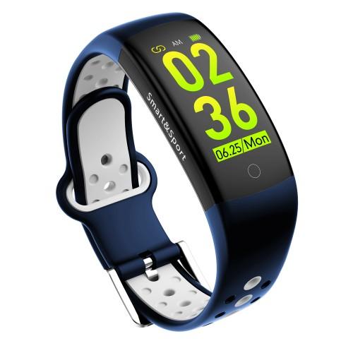 Фитнес-браслет с измерением давления, пульса и кислорода в крови GL-19