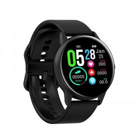 Умные часы GL W-20, Черный, с измерением давления