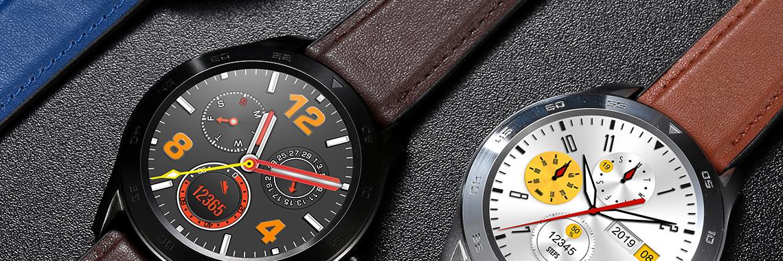 Новые модели умных часов