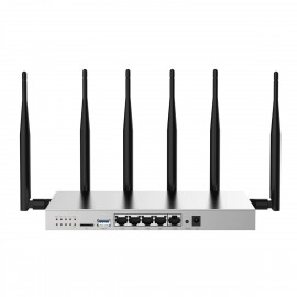 GL-9575 5G ULTRA 4G (2021) Wi-Fi роутер, готовый комплект для интернета на дачу,