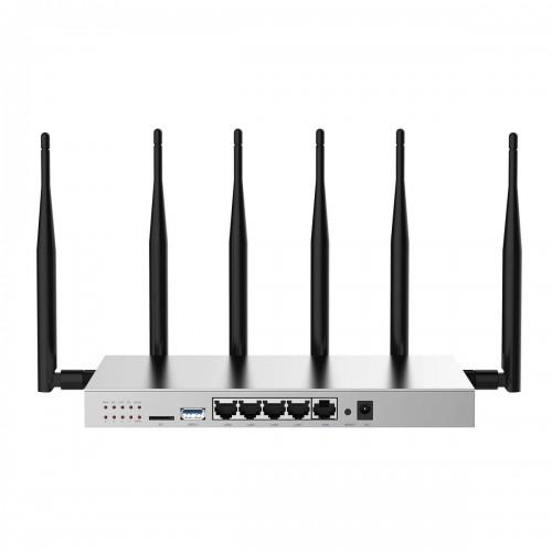 GL-9575 5G ULTRA 4G Wi-Fi роутер, готовый комплект для интернета на дачу