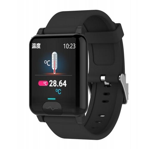 Часы с измерением давления, пульса и ЭКГ GLE-04 Pro Super Smart