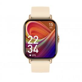 GLW-94 Умные-часы массажер с измерением давления, функцией звонка, пульса, кислорода с закаленным стеклом