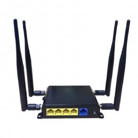 Мощный 4G/3G Wi-fi роутер на дачу GL-555