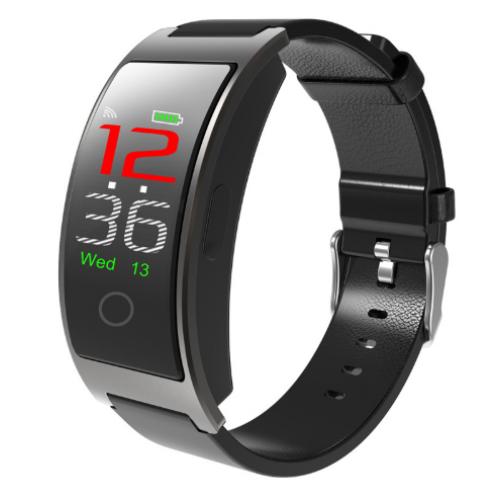GL-20 часы с давлением (2021), браслет давление, черный