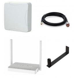 "Интернет на дачу, комплект для подключения интернета в загородном доме ""4G Онлайн"""