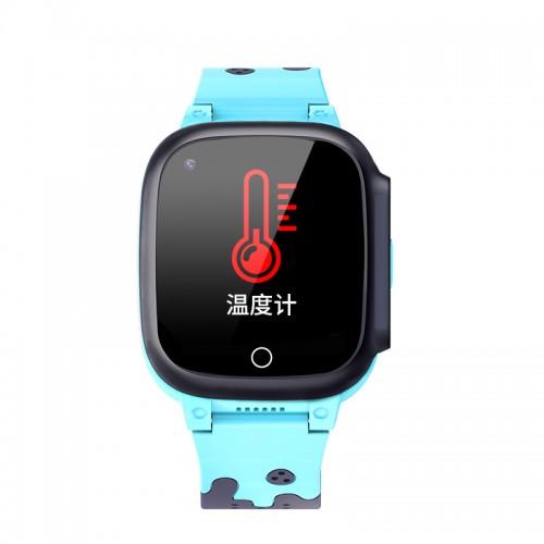 Детские Умные-часы c GPS трекингом и мониторингом температуры 4G KIDDO Watch GELIKON LINE 2025 GPS