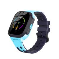 4G KIDDO Watch GELIKON LINE 3025 GPS, Детские Умные-часы c GPS трекингом, SOS-кнопкой и мониторингом температуры, Голубой