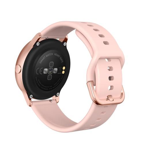 Часы GL W-20, Розовый, с измерением давления